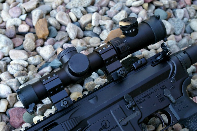 Hi-Lux/Leatherwood CMR4 1-4X24 Scope