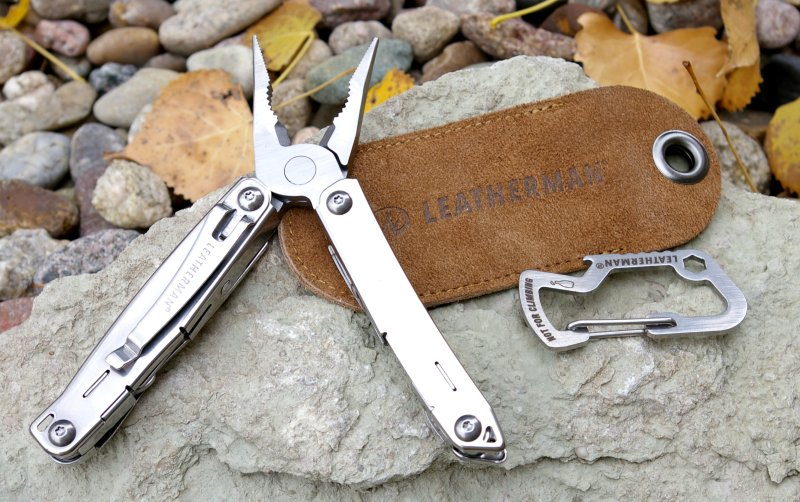 A look at Leatherman's Sidekick and Rebar