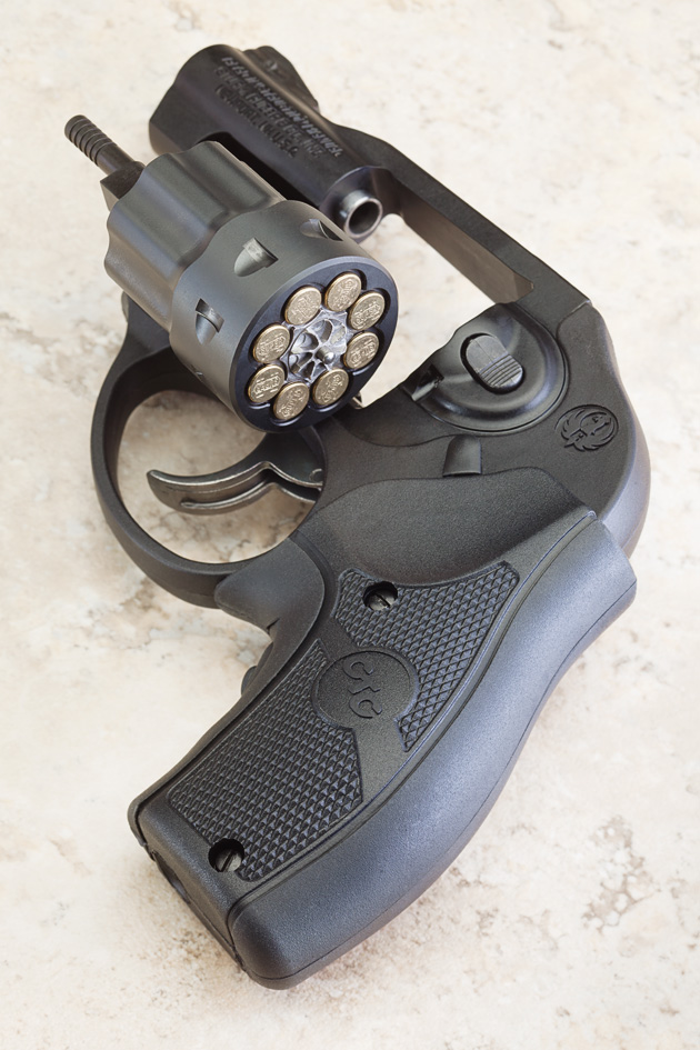 LCR22 carries 8 rounds