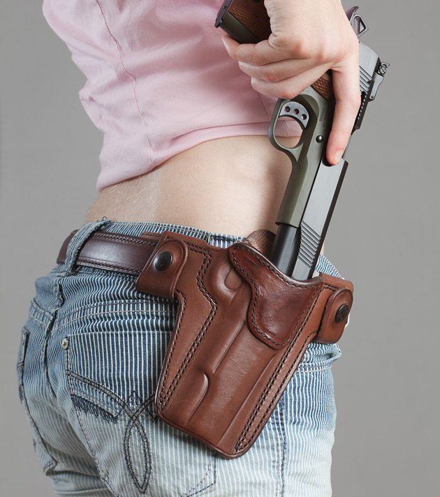 Alessi holsters are excellent durable choices for concealed carry.