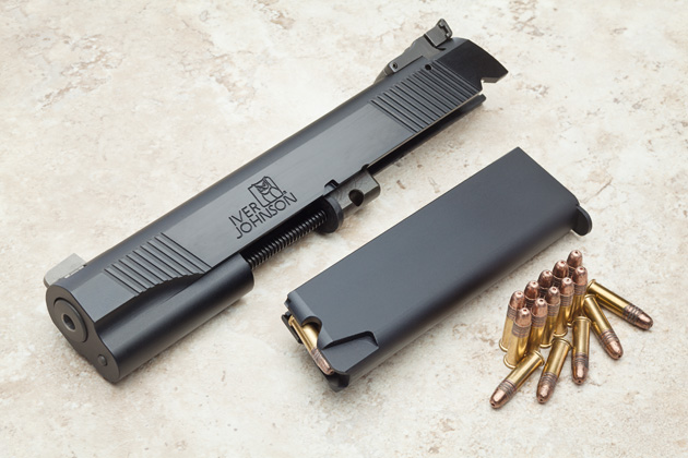 The appeal of rimfire conversion kits
