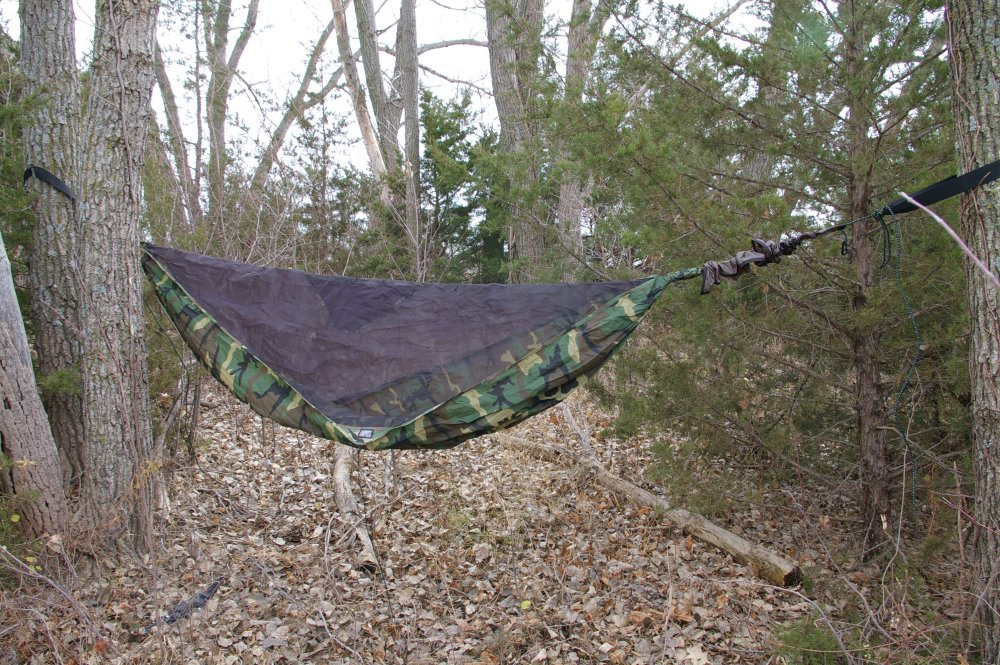 Hennessy Woodland Survivor Hammock Alloutdoor