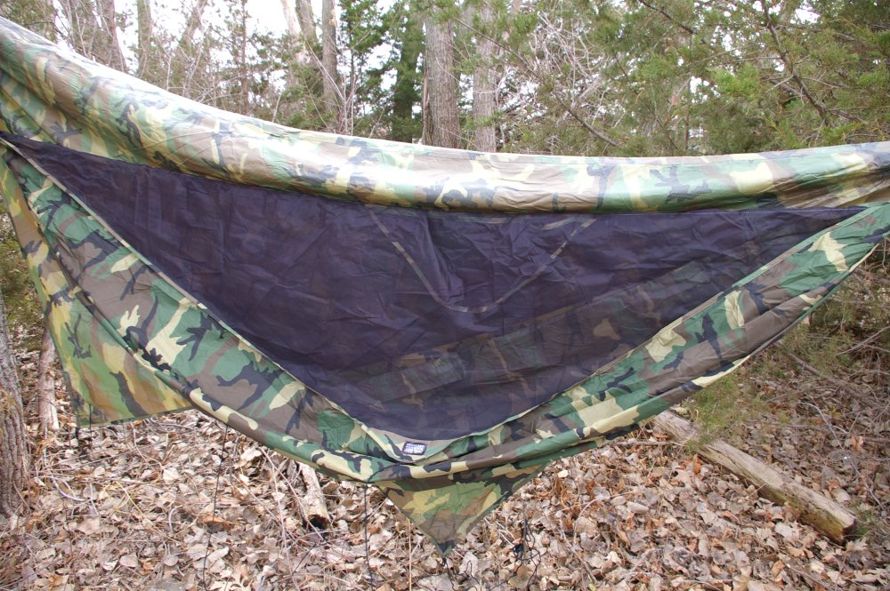 equipment jungle army military antiques hammock wwii us field uwg