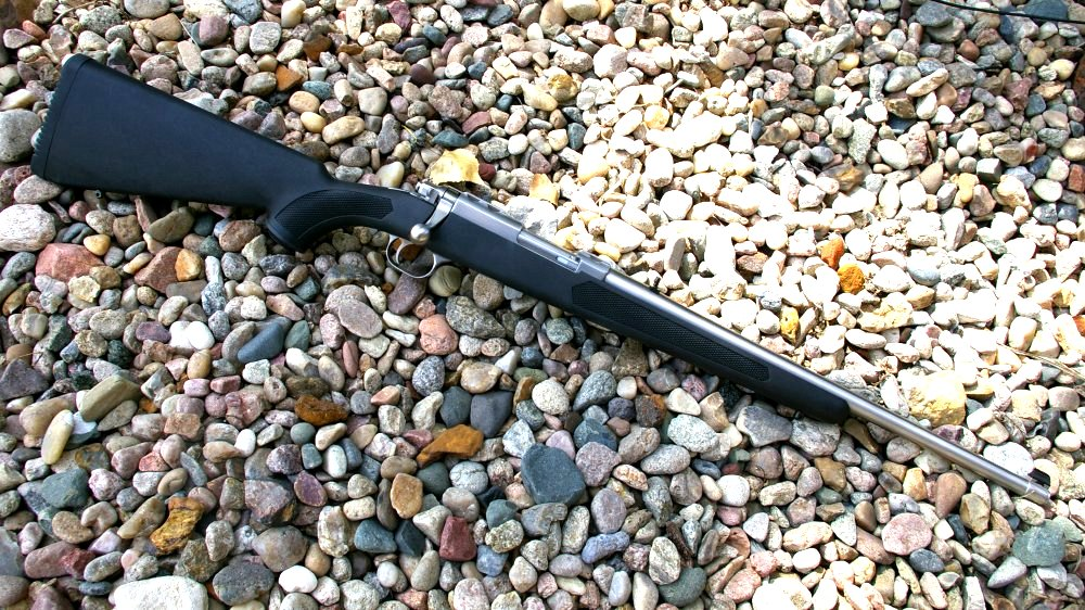Ultimate Survival Rifle: Ruger 77/357 bolt action