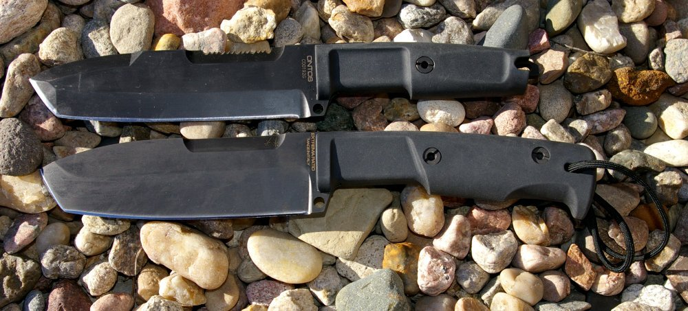 Extrema Ratio Ontos and Selvans Survival Knives - AllOutdoor com