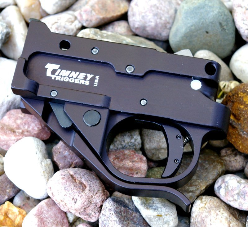 Timney 10/22 complete trigger assembly