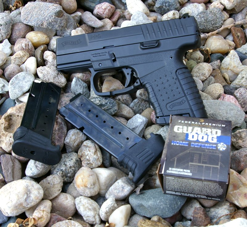 Walther PPS 9mm Pistol