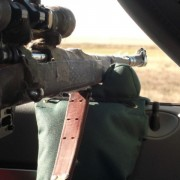 We used this sandbag while hunting pronghorns in Wyoming.