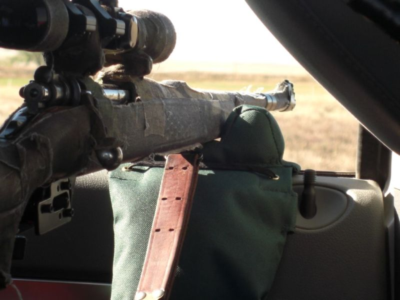CamoTherapy: 7 tips for shooting from a vehicle