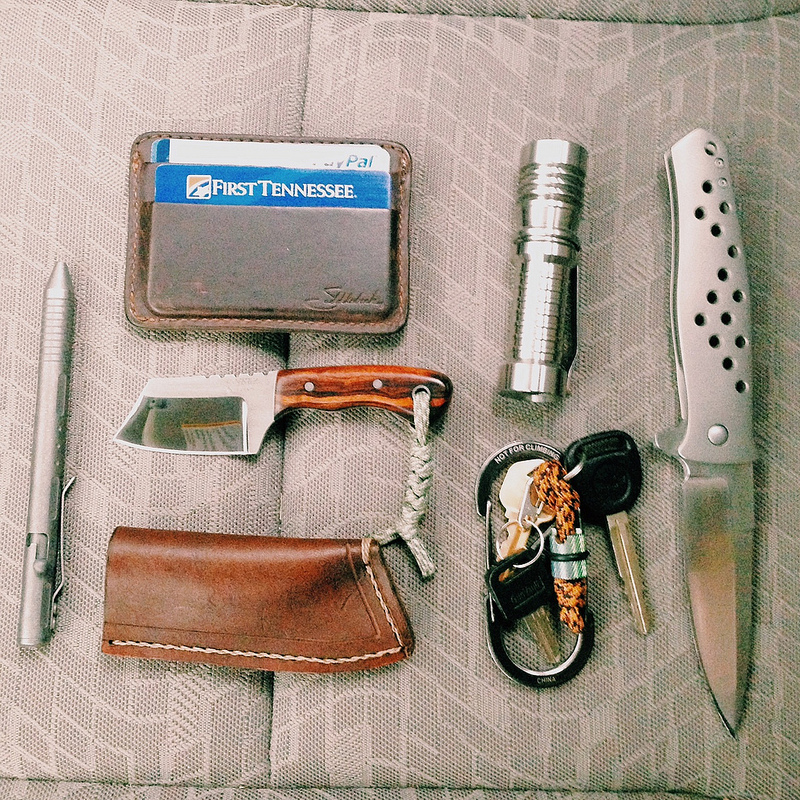 Preppers, What is Enough EDC?