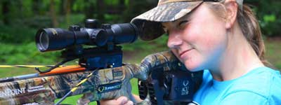 Check out the photo gallery of DHJ's new crossbow
