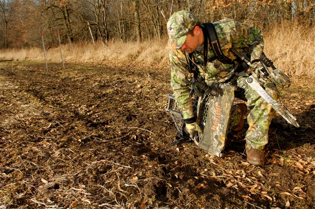 "Bowhunting tip: the ""three sit"" rule"