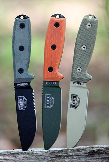 Randall Adventure Training ESEE-4 Survival Knife