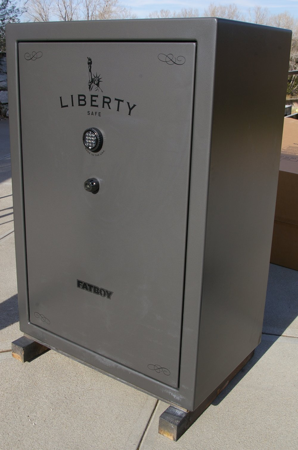 Liberty Fat Boy Safe