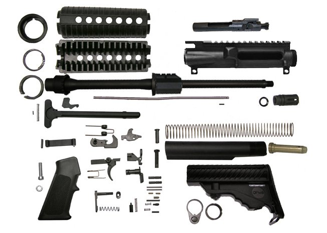 Assemble your own ar 15 with the dpms oracle kit alloutdoor image1 solutioingenieria Image collections