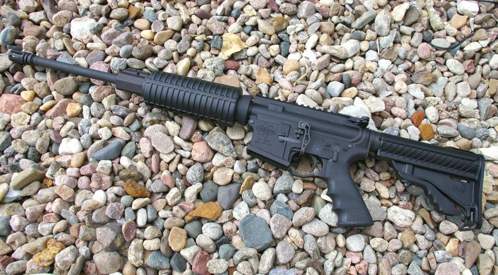 Assemble Your Own Ar 15 With The Dpms Oracle Kit Alloutdoor