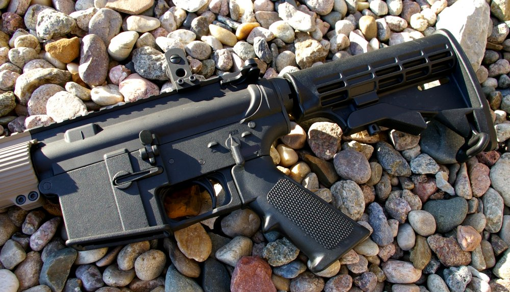 New Frontier Armory LW-15 Polymer Lower for the AR-15