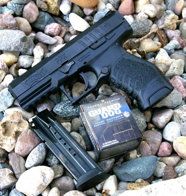 Walther PPX 9mm: The Perfect First Home Defense Pistol - AllOutdoor