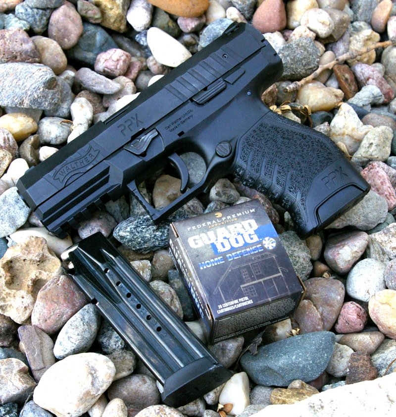 Walther PPX 9mm: The Perfect First Home Defense Pistol