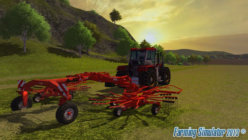 Farming sims blow up this year