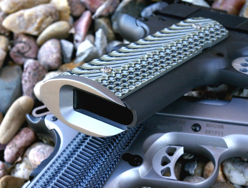 1911 VZ Grips: The Easiest Upgrade to Your 1911 - AllOutdoor com