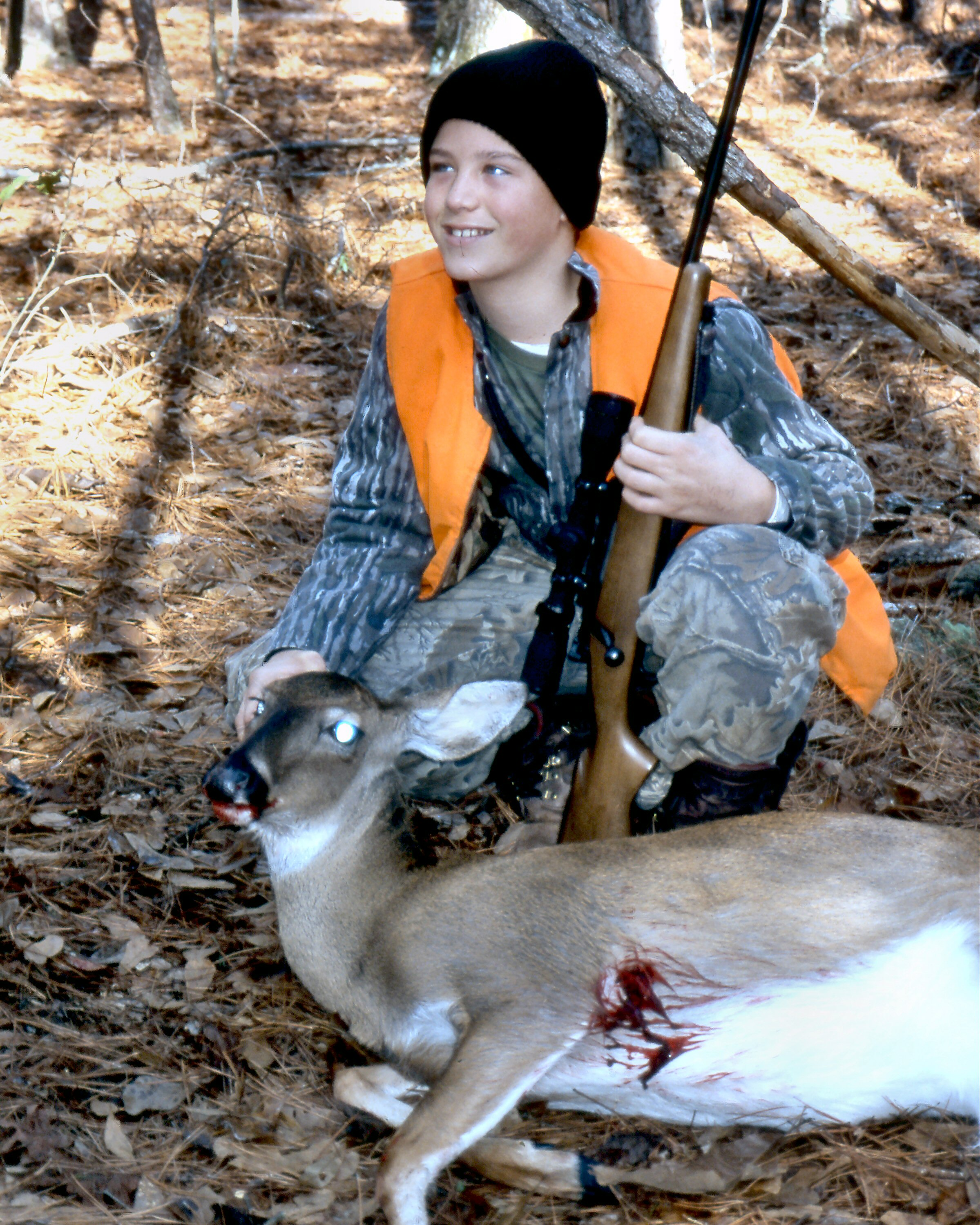 The Making of a Deer Hunter