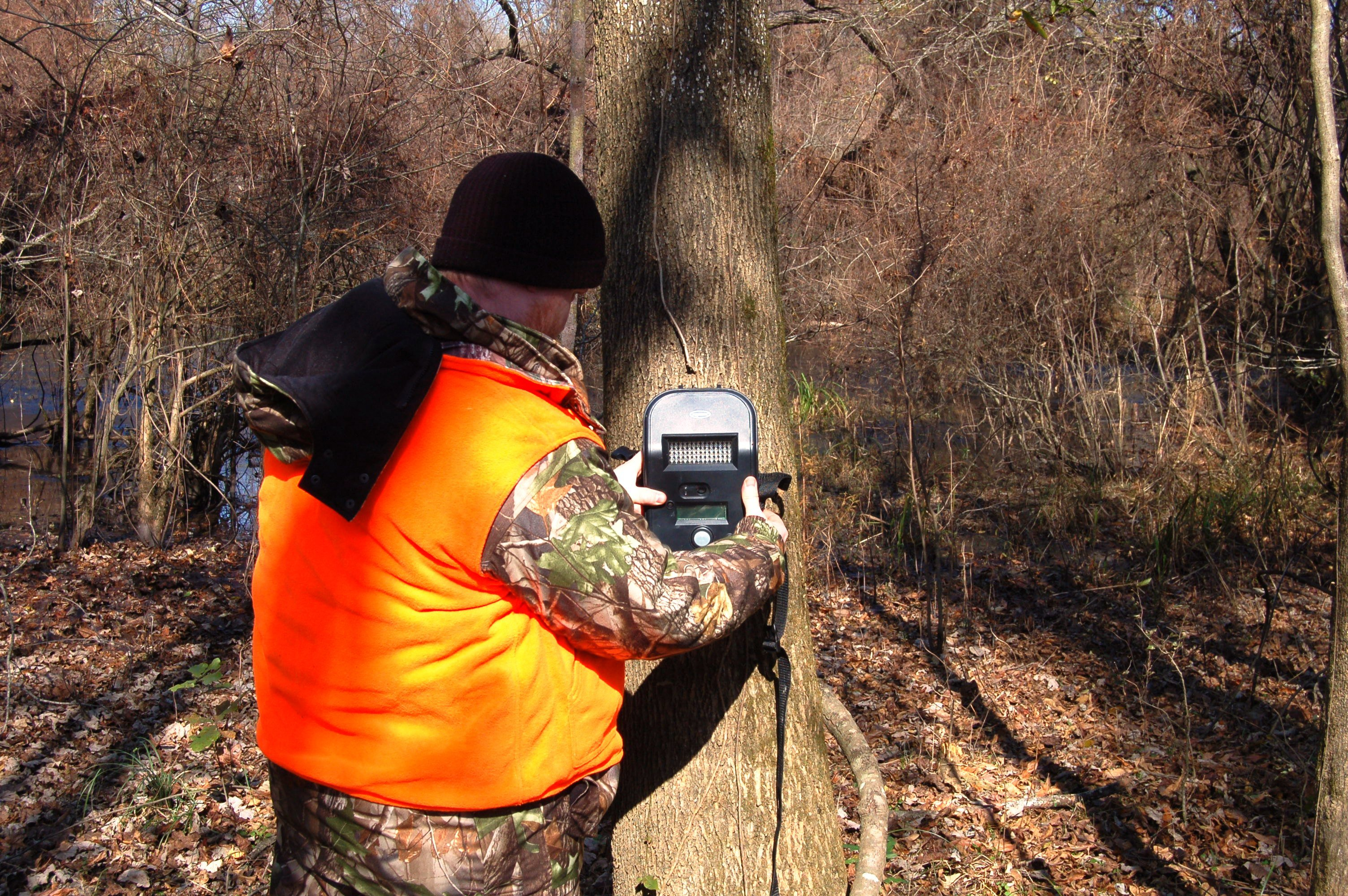 A Case for Trail Cameras