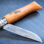 Opinel No8 Carbon Pocket Knife