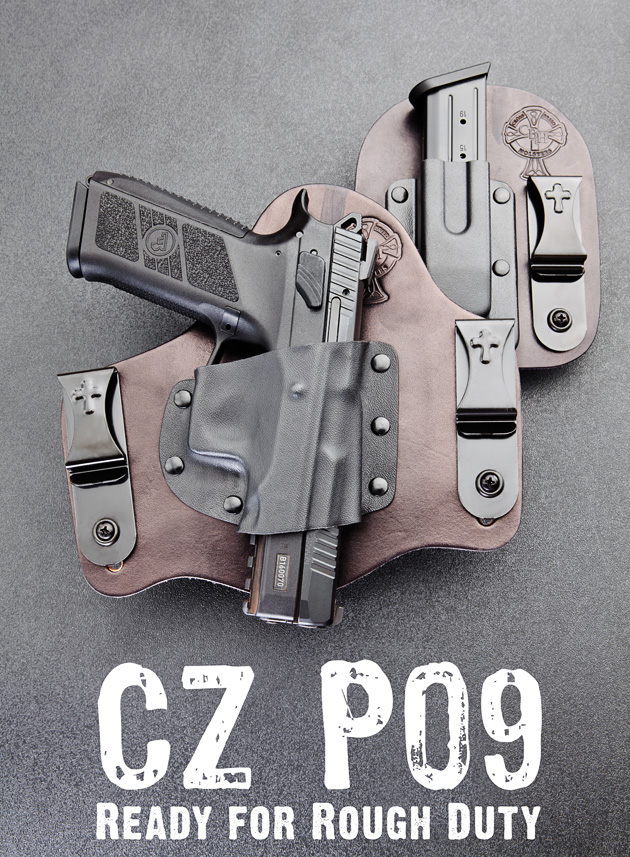 CZ P09 Duty as a Survival Gun