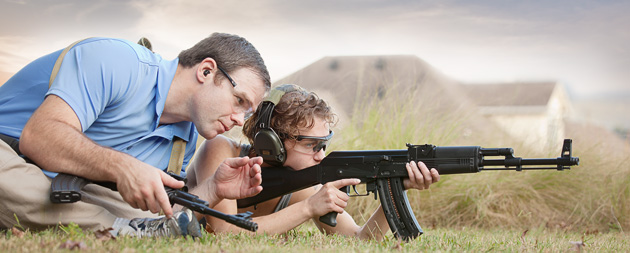 GSG AK47-22 is excellent for people whose primary centerfire gun will be an AK47 or AK74 clone.