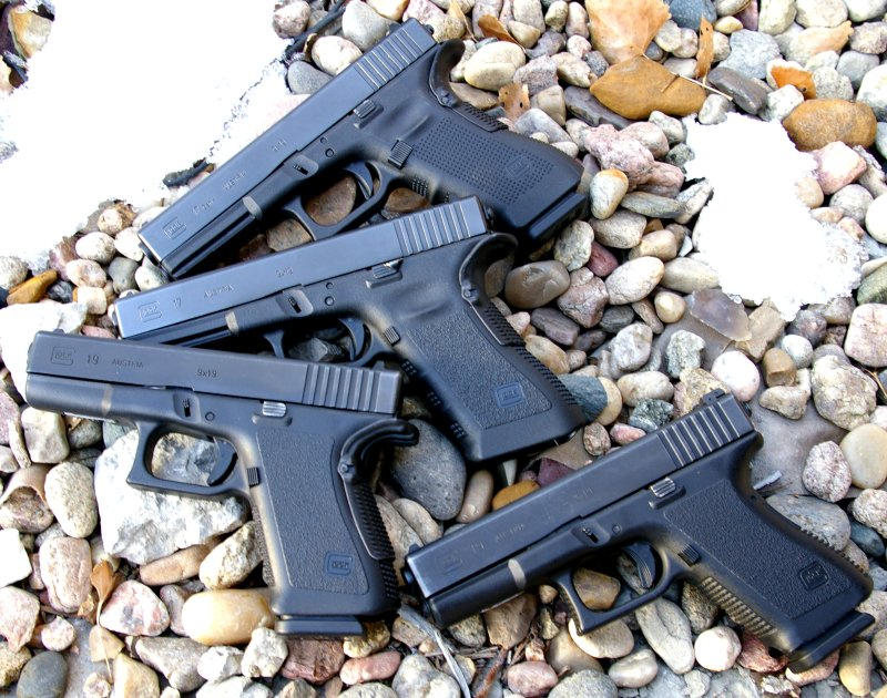 Grip Force Adapters: More Grip for your Glock