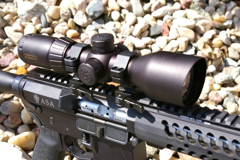 Konus Pro T30 3x-12x44mm Scope