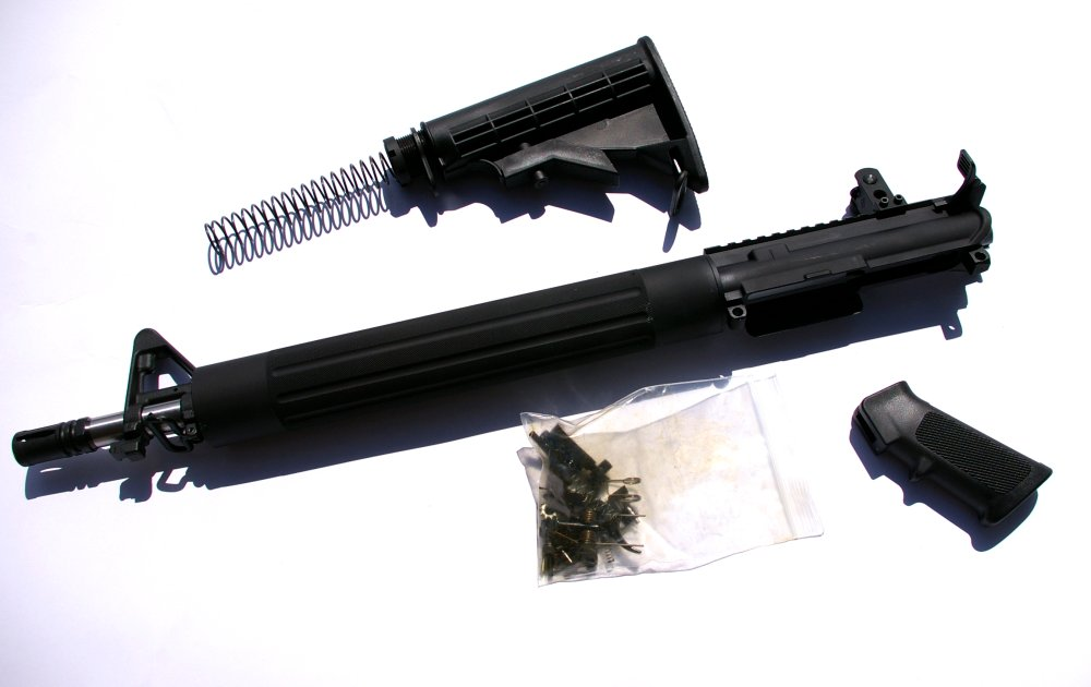 Model 1 Sales 5.56 Dissipator Upper Kit Review