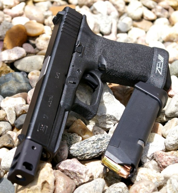 ZEV Technologies Competition Glock Review