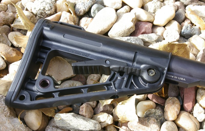 Rogers Super-Stoc AR15 Stock Review