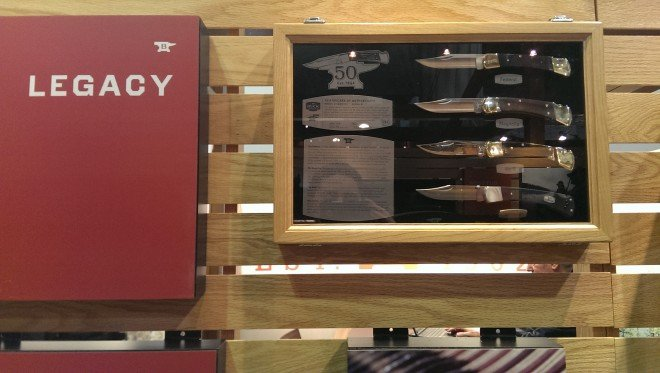 Knifemakers Mark Milestones at SHOT with Special Editions