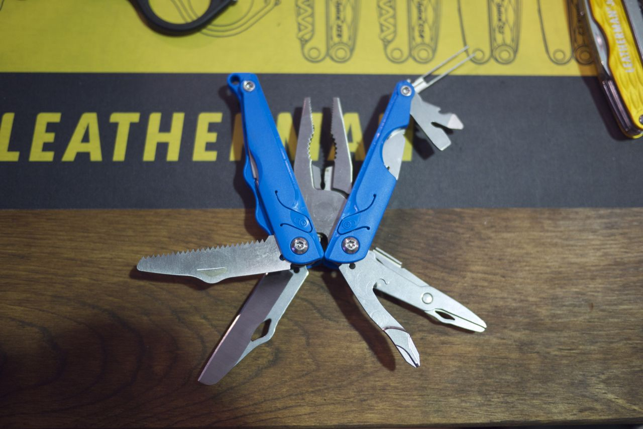 Leatherman Introduces Leap Multitool for Kids, Colored Juice Variants