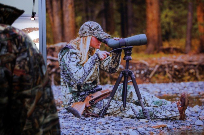 Hunting Apparel Company Prois Corners the Female Market