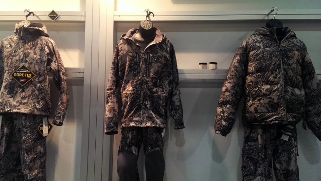 Sitka Takes a Technical Approach to Hunting Apparel