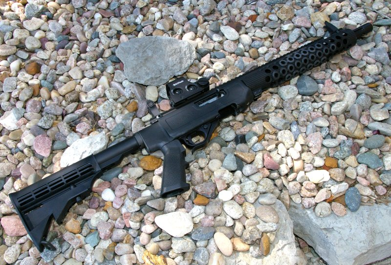 Troy 10/22 T-22 Sport Chassis Review - AllOutdoor com