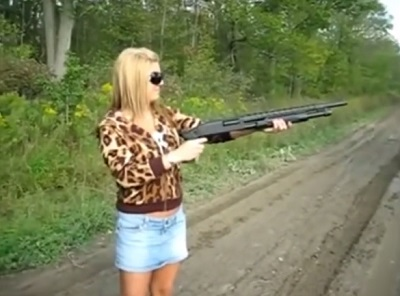 Biden Promotes Shotguns Over AR-15s For Women. Watch This Funny Video.