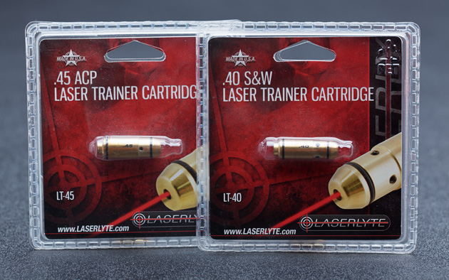 Use Lasers to Stay Trained and Sighted In Without Range Time