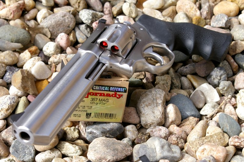 Big and Classic: The 6″ Ruger GP-100
