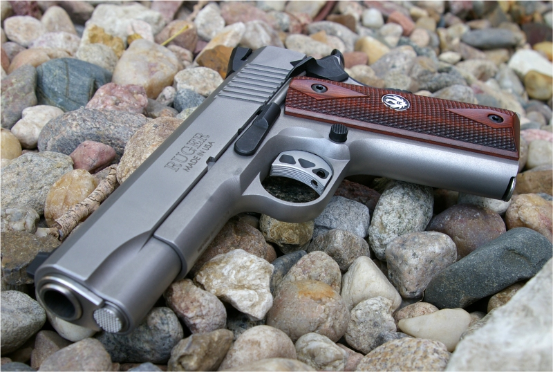 Ruger SR1911 Commander 45 ACP: Now Even Smaller