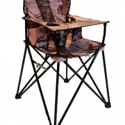ciao! baby Pink Mossy Oak Portable High Chair