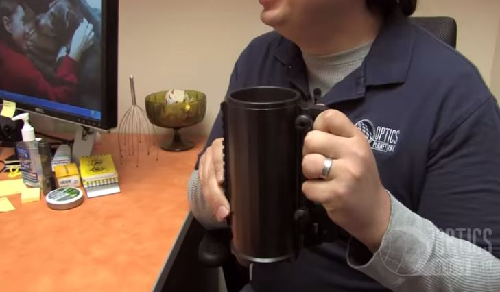 Fighting Off Tired Eyes with the OPMOD Battle Mug