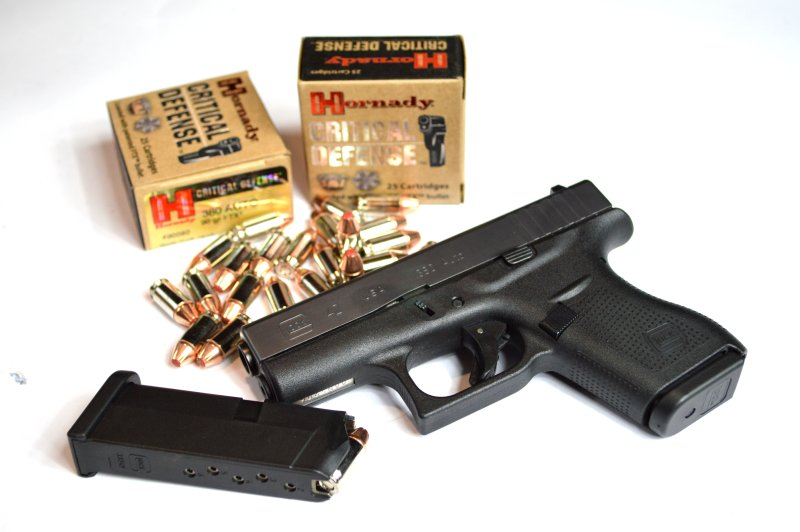 Review: Glock G42 Compact 380 ACP Pistol