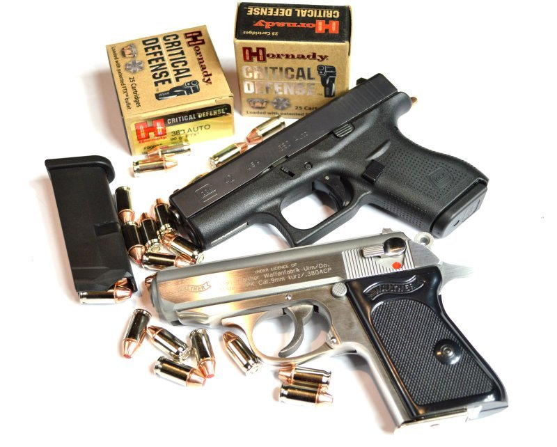 Review Glock G42 Compact 380 Acp Pistol Alloutdoor Com