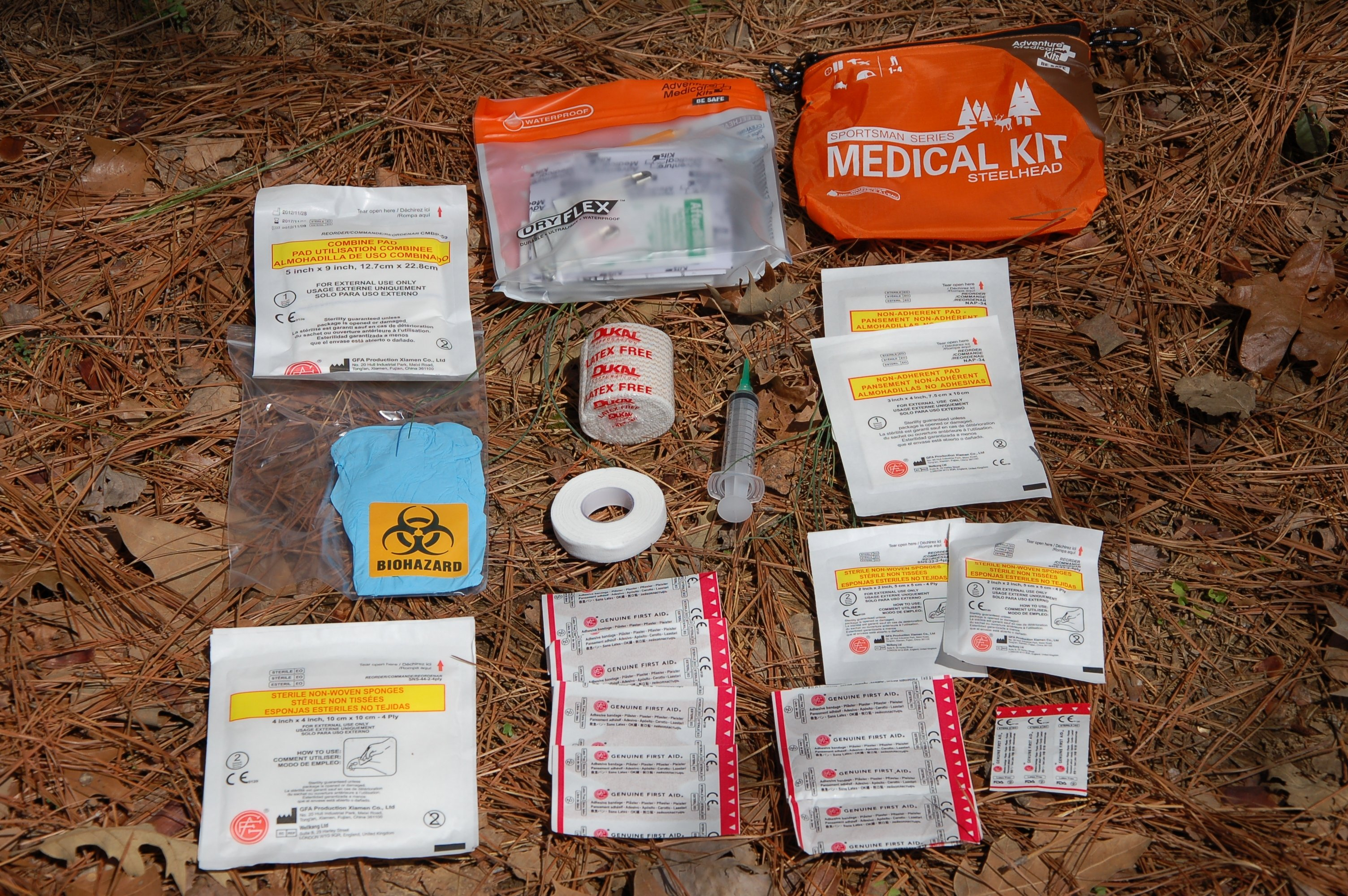 Adventure Medical Kits: Basic First Aid and Shelter for the Outdoors