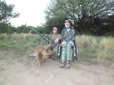Sportsmen of all abilities can enjoy red stag hunting.